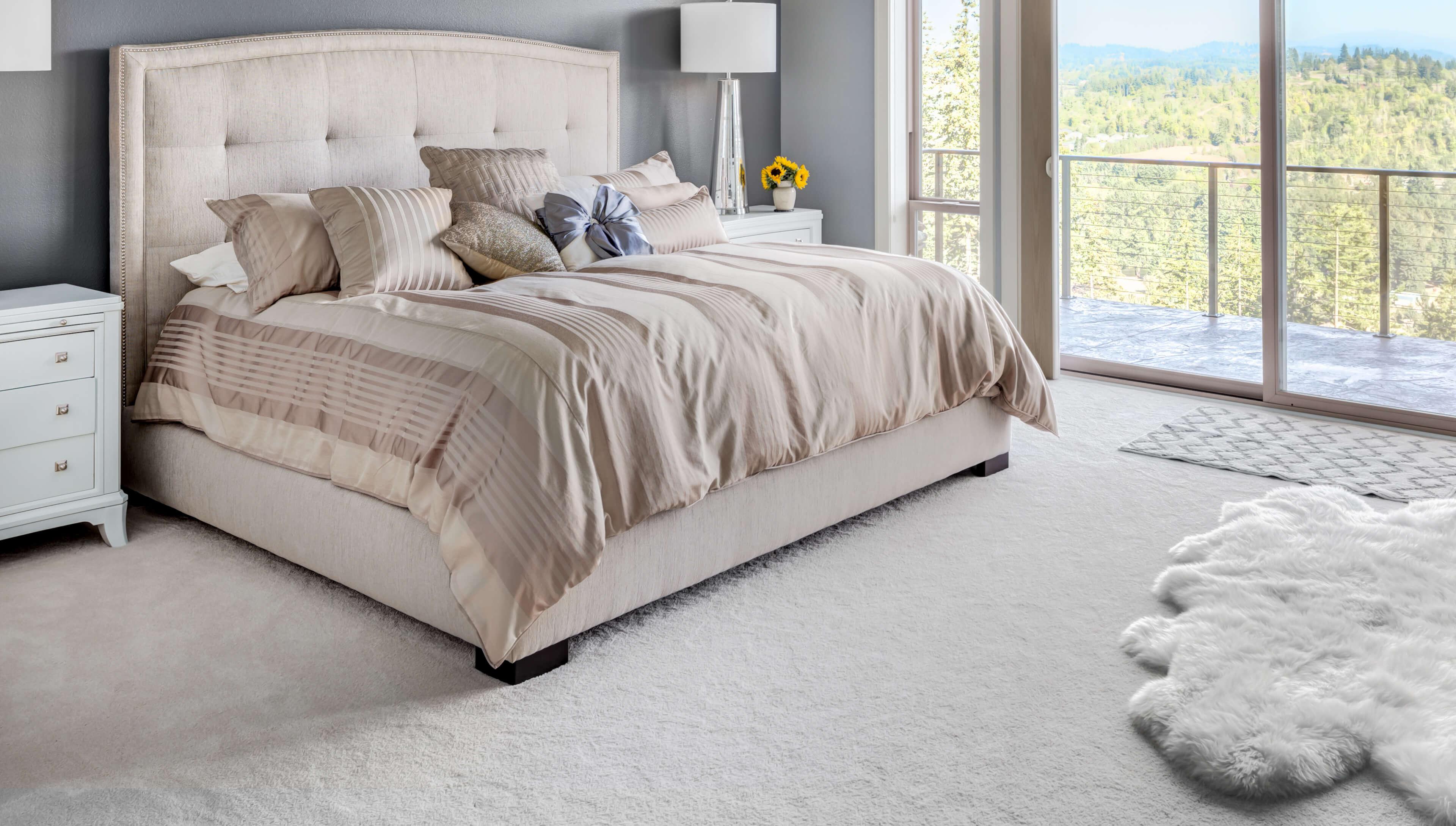 Bedroom Flooring Carpet Hardwood Vinyl Floors Cornwall